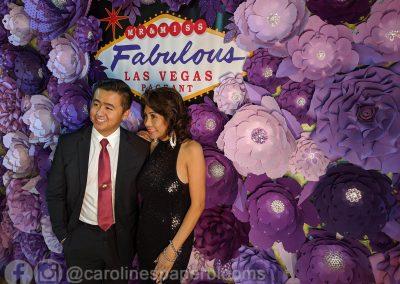Miss Fabulous Las Vegas 2019 - Carolines Paper Blooms Paper Flower Wall Backdrop Las Vegas NV Miss Fabulous Las Vegas 2019-19