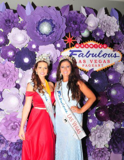 Miss Fabulous Las Vegas 2019 - Carolines Paper Blooms Paper Flower Wall Backdrop Las Vegas NV Miss Fabulous Las Vegas 2019-26