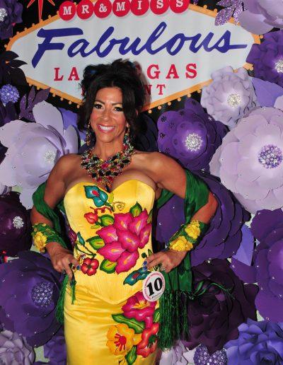 Miss Fabulous Las Vegas 2019 - Carolines Paper Blooms Paper Flower Wall Backdrop Las Vegas NV Miss Fabulous Las Vegas 2019-27