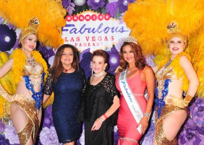 Miss Fabulous Las Vegas 2019 - Carolines Paper Blooms Paper Flower Wall Backdrop Las Vegas NV Miss Fabulous Las Vegas 2019-29