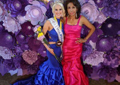 Miss Fabulous Las Vegas 2019 - Carolines Paper Blooms Paper Flower Wall Backdrop Las Vegas NV Miss Fabulous Las Vegas 2019-3
