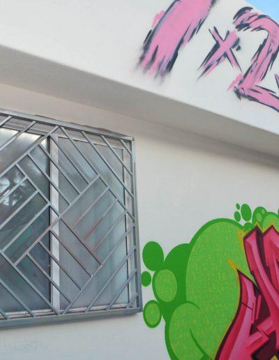 Jake Paul Tana wedding 2019 - Carolines Paper Blooms Paper Flower Wall Backdrop Las Vegas NV Miss Fabulous Las Vegas 2019-8
