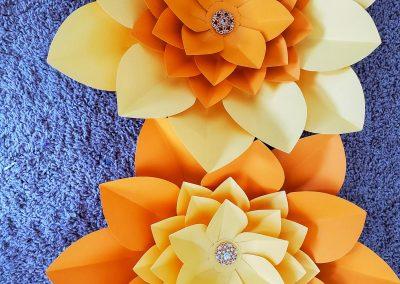 Carolines Paper Blooms las vegas paper flowers backdrops-3